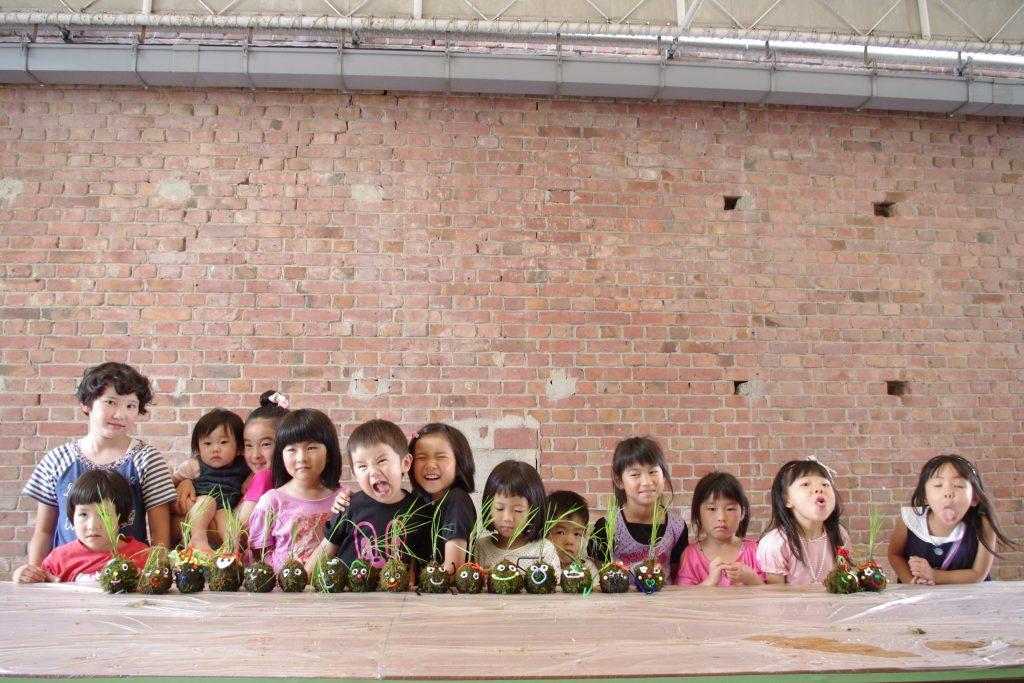 WS info:SATOMACHIお田植え☆@イオンモール広島府中ママトコテラス(5/13,14)
