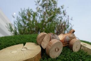 WS info:SATOMACHI*木製ミニカー作り ☆@イオンモール広島府中ママトコテラス(7/8,9)