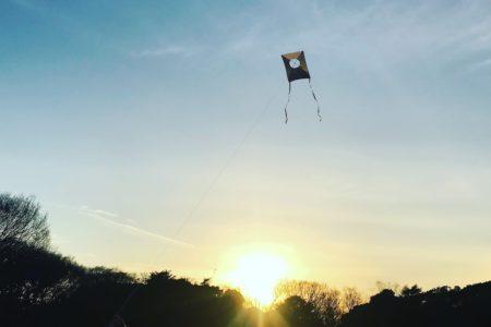 春の風をつかまえよう。大竹和紙でミニ凧&ミニこいのぼりづくり@イオンモール広島府中ママトコテラス(4/6,7)