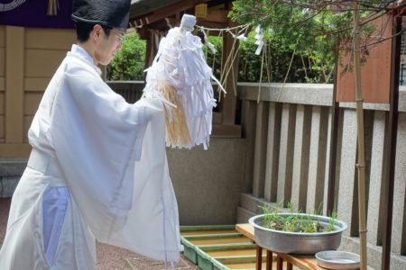 第8回ろっぽんぎで御田植祭 | お田植えの神事とこけ田んぼ作り(2021.6.6)